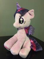 My Little Pony Friendship Is Magic Purple Princess Twilight Sparkle 10in Plush