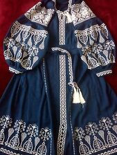 Ukrainian embroidery, embroidered dress(or blouse), any color, XS-4XL, Ukraine