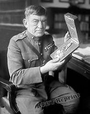 Historical Photograph of Marine Corps Lt.Gen. John Lejeune USMC 1922   8x10