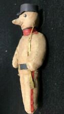 Extremely Rare Civil War Soldier Snowman Cotton Vintage Christmas Ornament