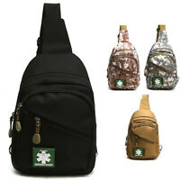 NEW Men's Women's Unisex Military Backpack One Strap Hiking Backpack, Day Packs