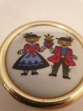 REUGE ROMANCE MUSIC REUGE MOVEMENT SWISS MADE ORNAMENT WIND UP