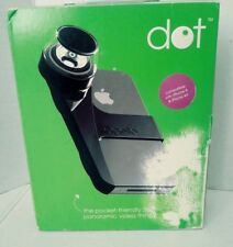 Kogeto Dot 360 Degree Panoramic Camera Action Video Lens for iPhone 4 4S Pink