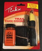 Tink's Trail Pack Combo Scent Dispersing System For Deer Hunting Accessory