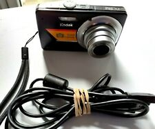 Cámara Digital KODAK Easyshare M340, AF de píxel de 10.2 M 3 Óptico lente asférica