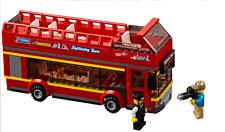 LEGO: City  Double Decker Tour Bus from Capital City ( 60200 ). Unbuilt.