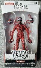 Marvel Legends Venom Carnage Action Figure Venompool BAF series  Spider-Man