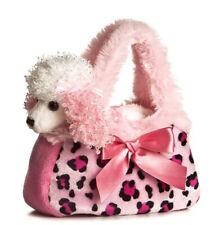 Aurora Fancy Pal Pretty Poodle Pink Pet Purse - Aurora World, Inc.