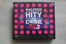 Najlepsze hity dla Ciebie: Disco Polo. Volume 3 CD NEW SEALED - POLISH RELEASE