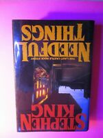 Needful Things by Stephen King (1991, Hardcover) FIRST EDITION 1st