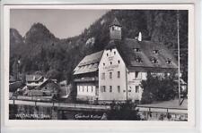 AK Wildalpen, Gasthof Koller, Foto-AK 1955