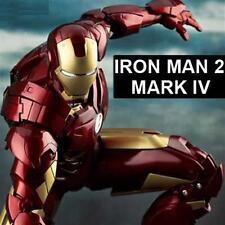 HOTTOYS HOT TOYS IRONMAN IRON MAN 2 MARK IV 4 MMS123 FIGURE GENUINE EV AQ1254
