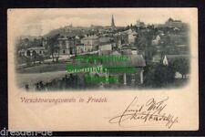 117376 AK Wagstadt 1898 Litho Rathaus Schloss Ringplatz Fabrik Salcher Bílovec