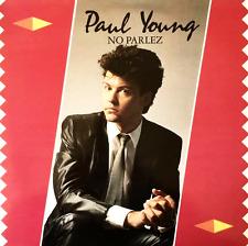 PAUL YOUNG - No Parlez (LP) (EX/VG-EX)