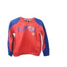 NBA Youth los Ángeles Clippers Sudadera S 8 Chicos de Chica Rojo Azul Jersey Nwt