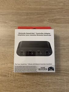 Official Gamecube Controller Adapter New