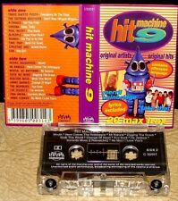 HIT MACHINE 9   -TAKE THAT,DIVINYLS,INI KAMOZE,M-PEOPLE -          Cassette Tape