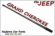 "FITS: 1999-2004 Jeep Grand Cherokee - 13"" Custom Flexible Rubber Antenna Mast"