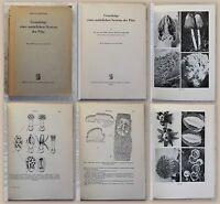 Kreisel Grundzüge eines natürlichen Systems der Pilze 1969 Mykologie Ökologie xz