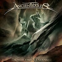 ANCIENT BARDS - A NEW DAWN ENDING  CD NEU