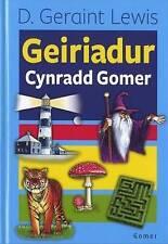 Geiriadur Cynradd Gomer (English and Welsh Edition)-ExLibrary