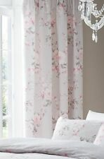Cotton Blend Country Curtains with Pencil Pleat