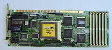 Industrial PC PCA-6156 Pentium PCI CPU Card Rev.A 2  SBC Single Board Computer