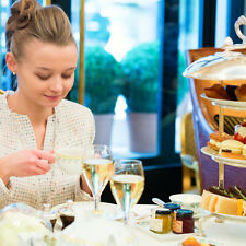 Bubbly Tea for Two at London Hilton Bloomsbury - £10 OFF Afternoon Tea for Two