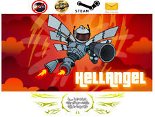 HellAngel PC Digital STEAM KEY - Region Free