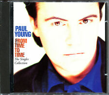 PAUL YOUNG - FROM TIME TO TIME (THE SINGLES COLLECTION) - CD ALBUM  [75]