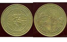 1 euro de  BARCELONNETTE 1996