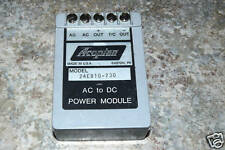 ACOPIAN 24EB10-230 LINEAR REGULATED AC TO DC POWER SUPPLY MODULE