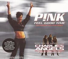 PINK ft WILLIAM ORBIT - Feel Good Time (UK 3 Tk CD Single Pt 2)