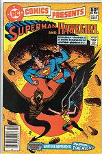 DC Comics Presents  #37    NM     Hawkgirl