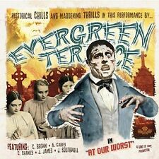 At Our Worst by Evergreen Terrace (CD, Jul-2004, Hand of Hope Records)NEW Sealed