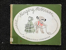 Ringing Robinson by Christina Casement Hardcover Book about Dolls Free Shipping