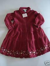 NWT Janie and & Jack Rich Coziness Corduroy Dress 2T