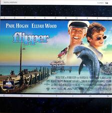 FLIPPER Paul Hogan LASERDISC Laser Disc LD NTSC