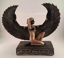 Isis Statue. Winged. Goddess. Life and Love, Feminine,
