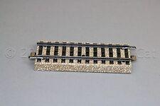 Y064 Marklin train Ho M 5107 1/2 rail element droit voie 90 mm Märklin