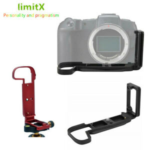 L Plate Bracket Tripod Mount RRS Camera Grip for Canon EOS RP Camera