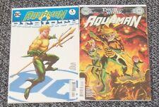 Aquaman #1-66 (Rebirth, Full Series, Vf-Nm, 1st Prints)