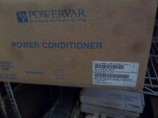 New Powervar 6.0, ABC600-11  Power Conditioner, 61072-57 USA