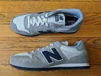 New Balance 500 GM500SG Blue/Grey, Men's 10 Comfort Sneaker