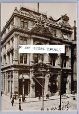 New Orleans Postcard (Read Description) CA. 1900 The Cotton Exchange Gravier St