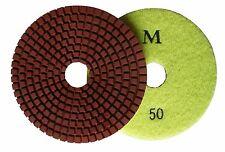 "4""  Metal-bond Wet Diamond Polishing Pad/Pads 50 Grit"