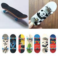 Mini Cute Fingerboard Finger Skate Board Boy Kinderspielzeug Geburtstagsgeschenk