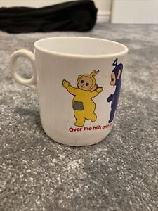 Teletubbies 1997 Melamine Cup