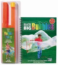 Bubble Thing BIG BUBBLES wand out-bubbles them all! Includes the worlds bigge...