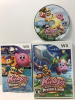 Kirby's Return to Dream Land (Nintendo Wii, 2011) FAST FREE SHIPPING!
